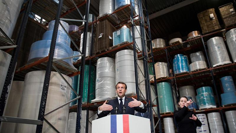 Covid-19: French lawmakers to investigate where one and a half billion masks sent