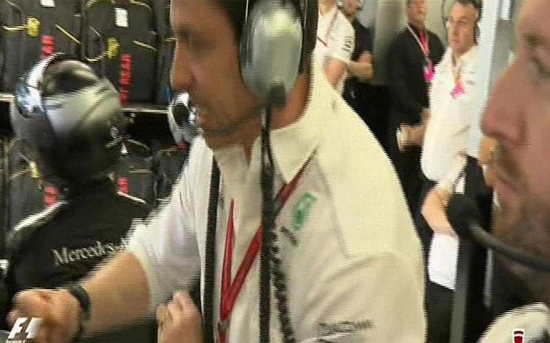 Toto Wolff - Credit: SKY SPORTS F1