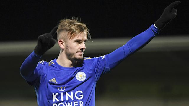 Manchester United reportedly want James Maddison but Leicester City appear set on keeping their star playmaker.
