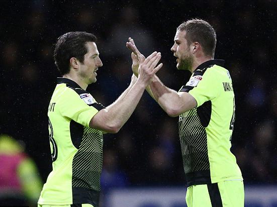 Reading overcame Wednesday in a potentially crucial match: Getty