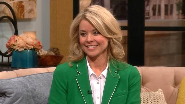Kristina Wagner visits Access Hollywood Live, February 27, 2013 -- Access Hollywood
