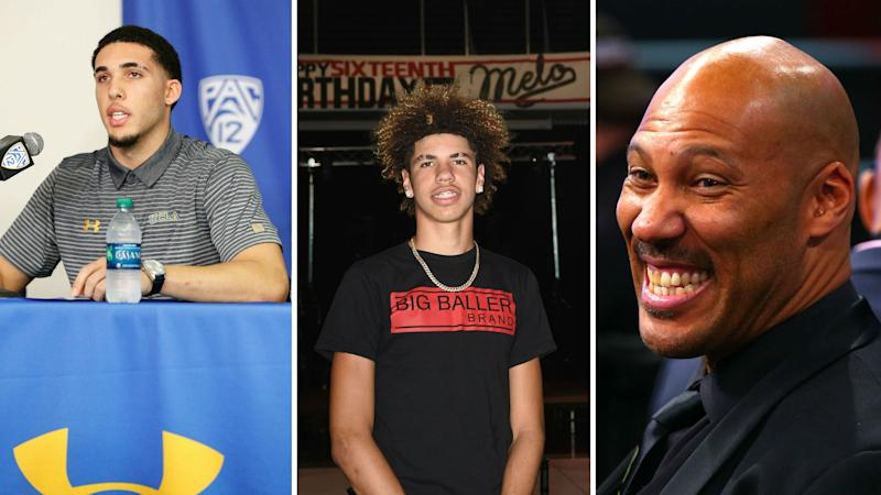 UCLA better off without LiAngelo, LaMelo and especially LaVar Ball