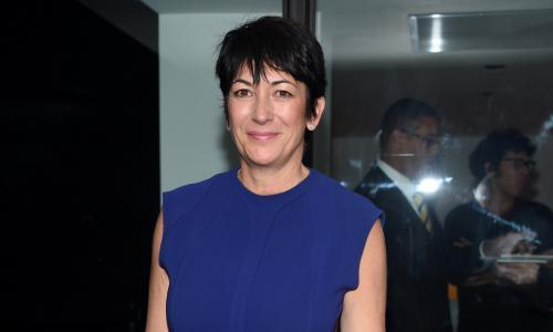 Ghislaine Maxwell appears in court charged with aiding Epstein's sex crimes