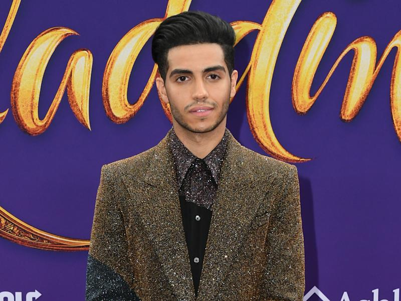 "Mena Massoud bei der Premiere von ""Aladdin"" im Mai in Los Angeles (Bild: Birdie Thompson/AdMedia/ImageCollect)"