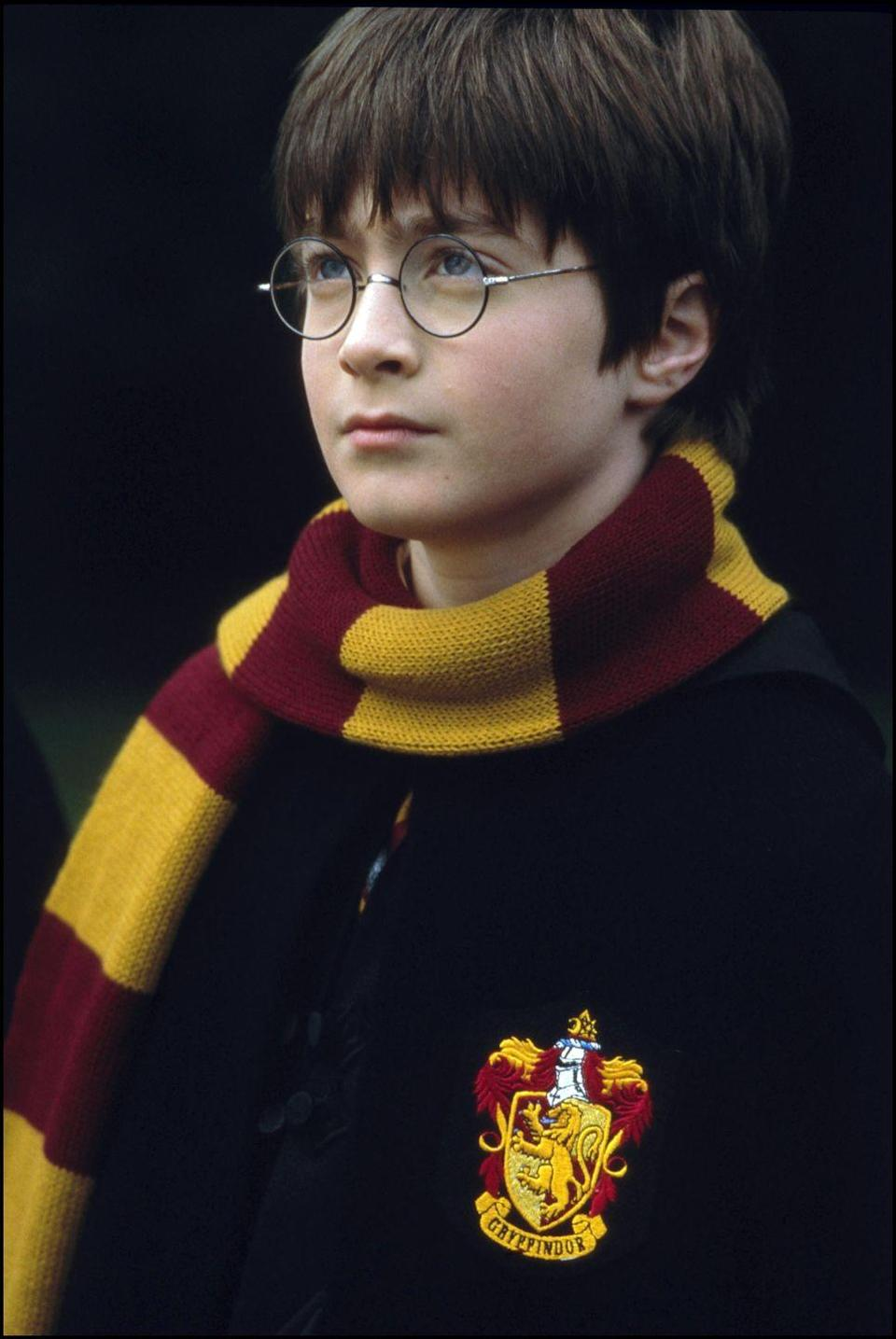 <p>Time to break out your Gryffindor gear, black cape, and wand. <em>Harry Potter and the Sorcerer's Stone</em>, the first movie in the wildly popular series, was released in 2001, becoming a source of Halloween costume inspiration for years to come.</p>