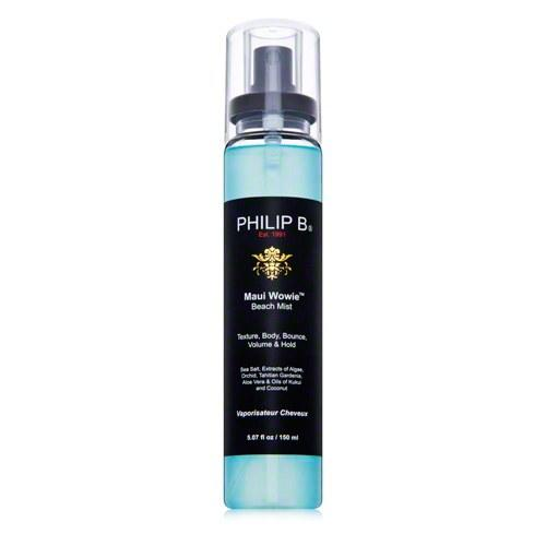 """<p>""""For type two, try this spray to really bring out some texture and your natural waves. Section your hair while it's damp, spray this on, scrunch, and let your tresses air dry. This will bring out the natural bend in your hair for an effortless look if you're in a rush. You can also diffuse your hair to expedite the process. - Daven Mayeda</p><p>$25 (<a rel=""""nofollow"""" href=""""http://www.dermstore.com/product_Maui+Wowie+Beach+Mist_22379.htm?mbid=synd_yahoobeauty"""">dermstore.com</a>)</p>"""