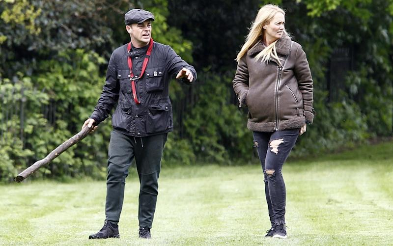 Personal assistant Anne-Marie Corbett has put Ant McPartlin 'back together again' following his divorce and time in rehab - Flynet Pictures Tel : +44 (0)20 3551 5049 Email : info@flynetpictures.co.uk