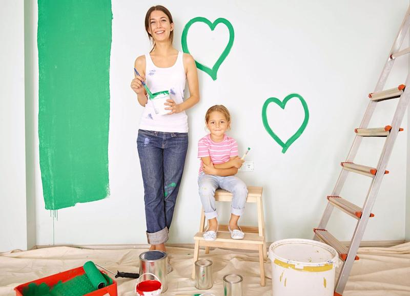 20 Tips for Remodeling Your House When You Have Kids