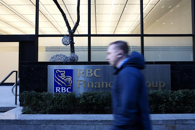RBC's Capital Markets Strength Helps Bank Counter Virus Woes