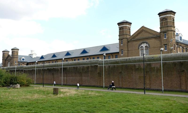 The prisons inspector has published a scathing assessment of safety at Wormwood Scrubs.