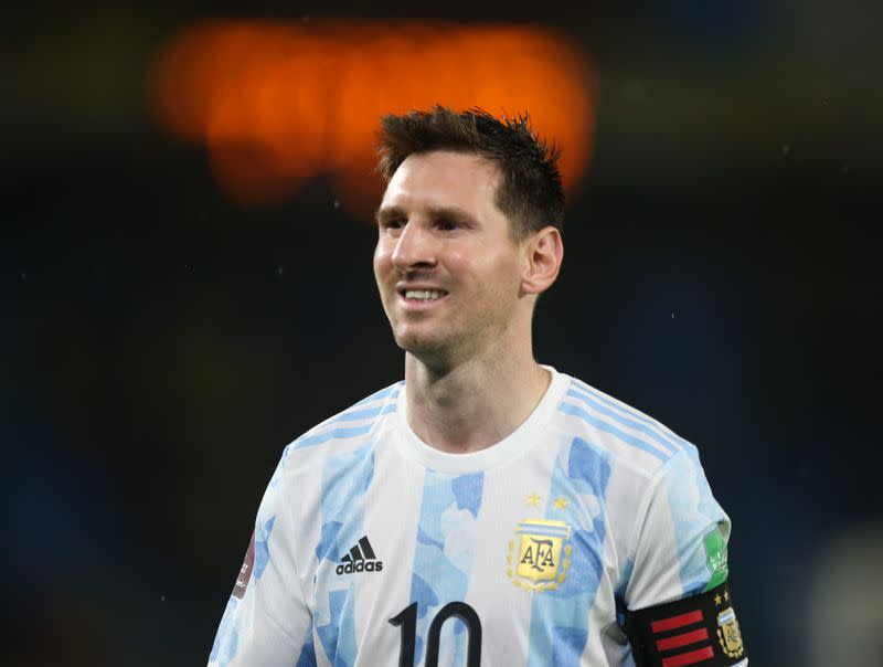 World Cup - South American Qualifiers - Colombia v Argentina