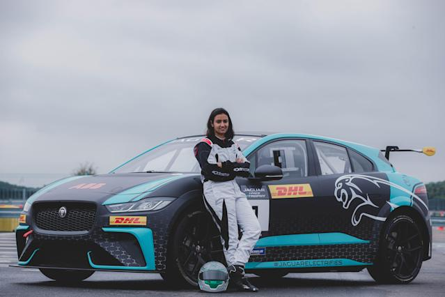 At 26, Juffali was a newcomer to motorsport but is the first Saudi female in history to compete.