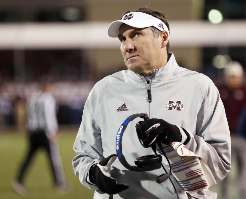 Florida hires Mississippi State's Dan Mullen as new head football coach
