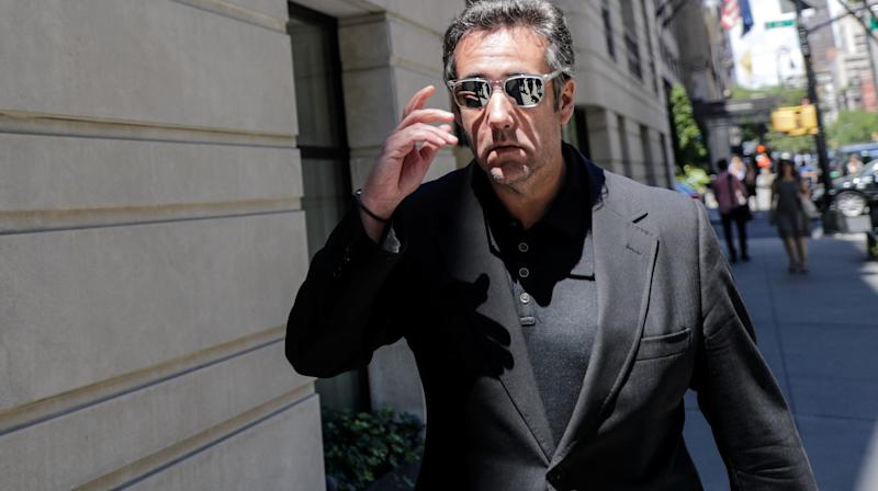 Feds Reportedly Seized More Than 100 Tapes Related To Trump From Michael Cohen