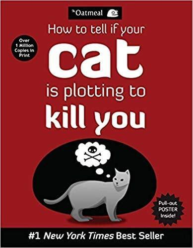 <p>Gift any cat person <span><strong>How to Tell If Your Cat Is Plotting to Kill You</strong></span> ($9) and just watch their facial expressions.</p>