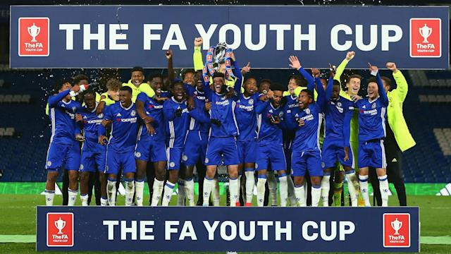 The Blues are almost unbeatable at youth level, and retained the prestigious cup with a brilliant victory over the Citizens