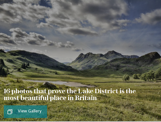 16 photos that prove the Lake District is the most beautiful place in Britain