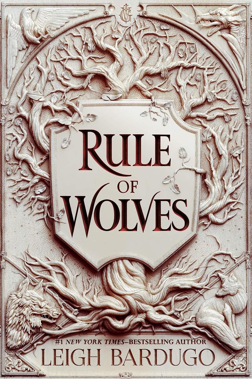 <p>Leigh Bardugo's Grishaverse stories continue in <span><strong>Rule of Wolves</strong></span>, the sequel to <strong>King of Scars</strong>. This time around, Nikolai, Zoya, and Nina will have to put everything on the line to keep their world from descending into darkness - even if it means acting against their own best interests. </p> <p><em>Out March 30</em></p>