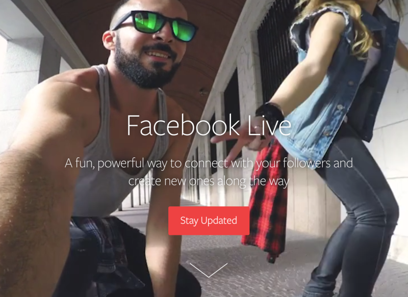 Facebook Killing Another Example of Live Video Feature's Dark Side