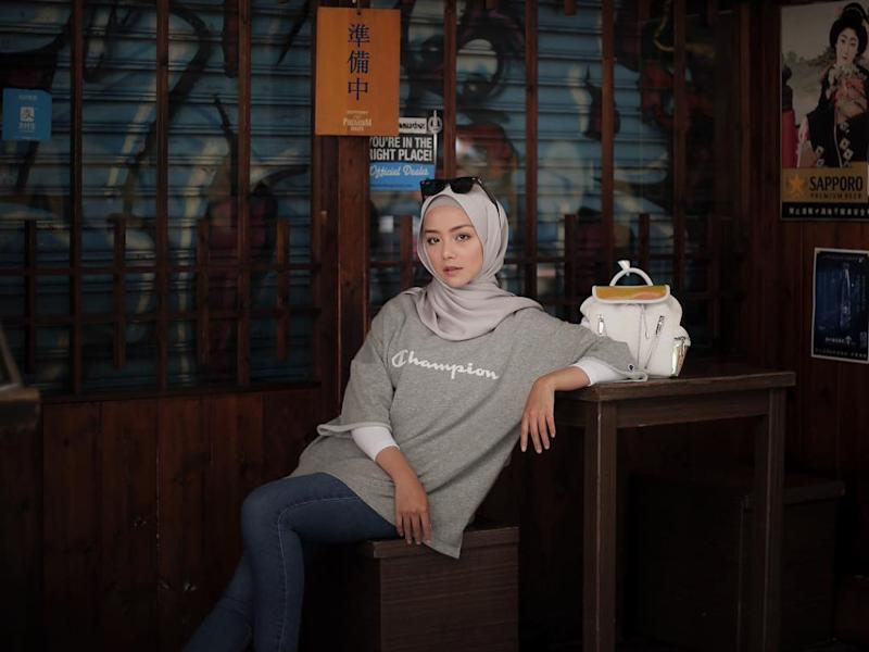Mira Filzah's movie on Taiwan is scheduled to be released in August.