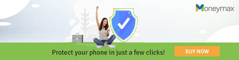 Protect your phone in just a few clicks!