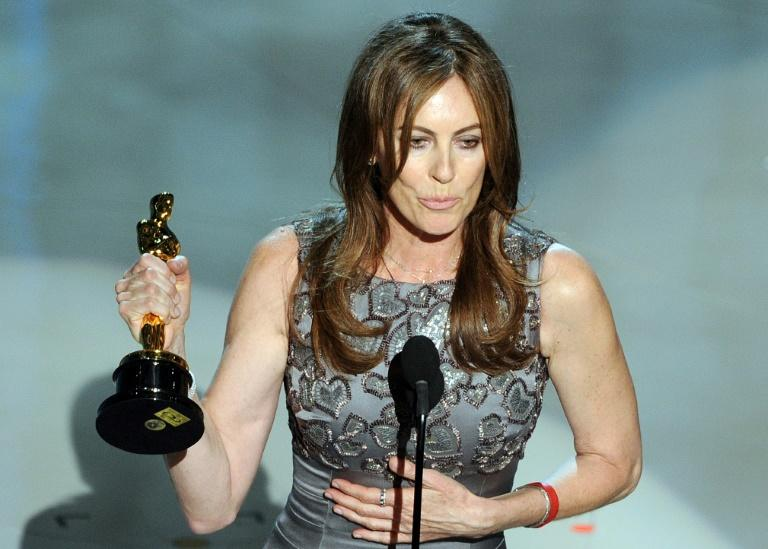 """The prestigious best director category has only gone to a woman once: to American Kathryn Bigelow in 2010 for """"The Hurt Locker"""". No woman has been nominated this year"""