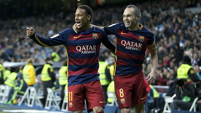 Andres Iniesta knows all about Neymar's ability from their time at Barcelona and says the Brazilian could be a big hit again at Camp Nou.