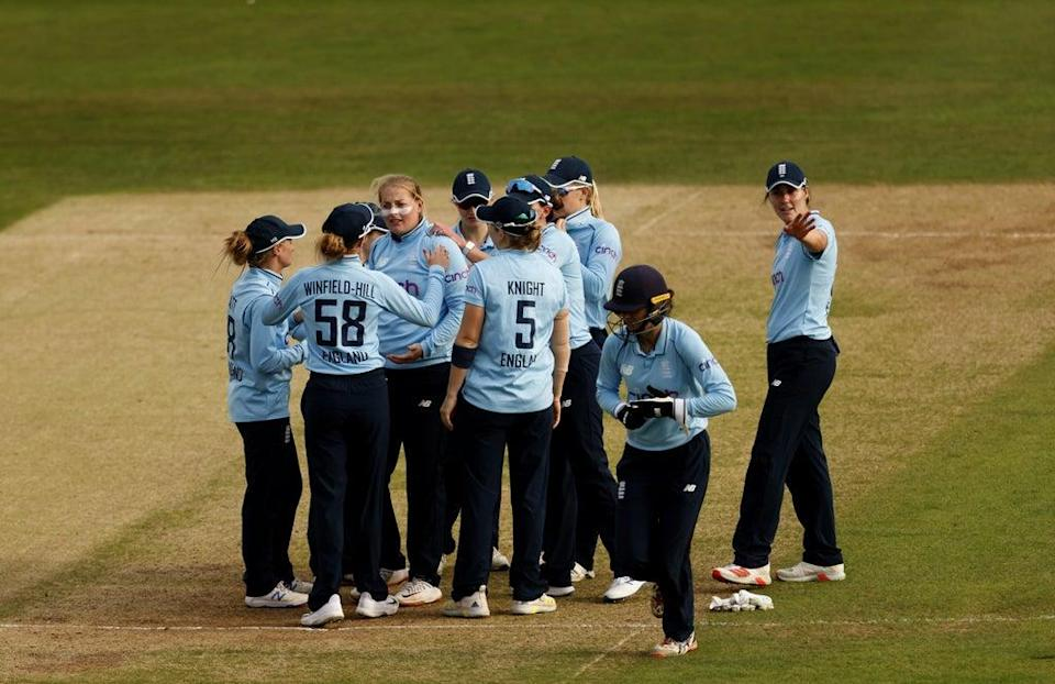 England Women finished their summer with two series wins against India and New Zealand, with just four defeats in 14 white-ball matches (Steven Paston/PA) (PA Wire)