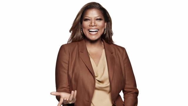 Queen Latifah will host the broadcast of the Hollywood Film Awards. The event honors the biggest names in movies. Norah O'Donnell reports.