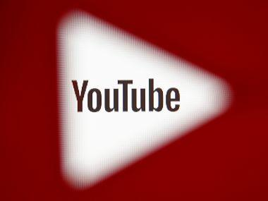 A 3D-printed YouTube icon. Image: Reuters
