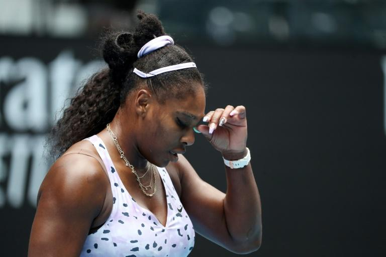 Serena Williams is a seven-time champion in Melbourne (AFP Photo/DAVID GRAY)