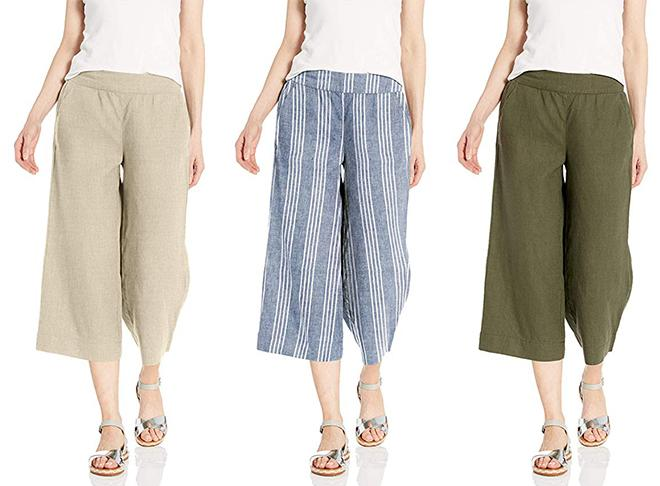 d673758cd7 These trendy linen pants are comfortable, stylish and affordable. What more  could you want