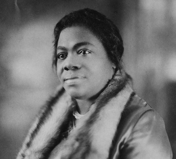 PHOTO: Portrait of Dr. Mary McLeod Bethune (1875 - 1955), civil rights activist and president and founder of Bethune Cookman College, ca.1920s. (Chicago History Museum/Getty Images)