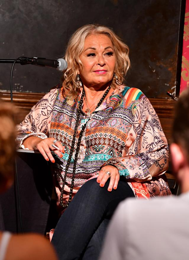 Roseanne Barr has made controversial comments about Valerie Jarrett and the people of Hawaii. (Photo: James Devaney/Getty Images)