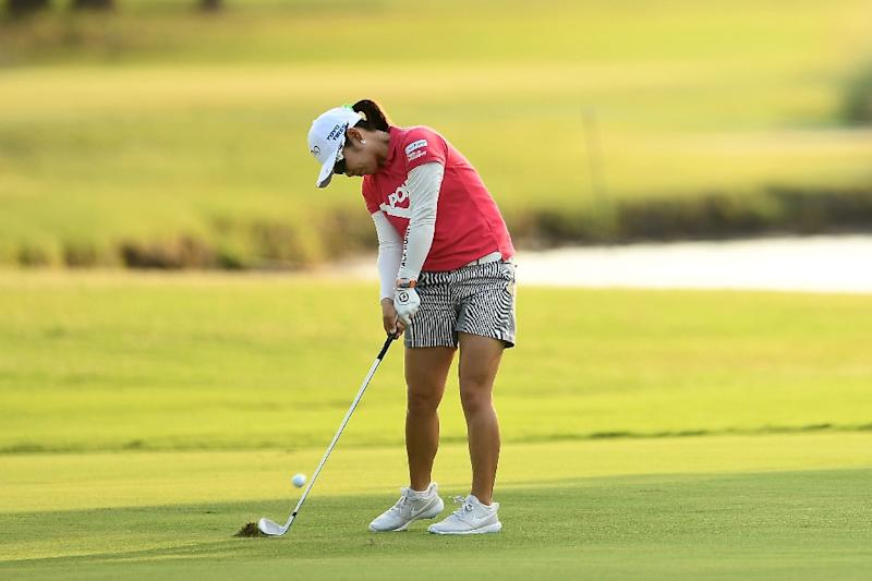 Record debut for Japan's Mamiko Higa at U.S. Women's Open