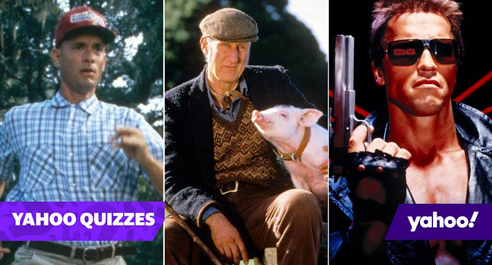 Quiz: Can you match the iconic film quote to the actor?