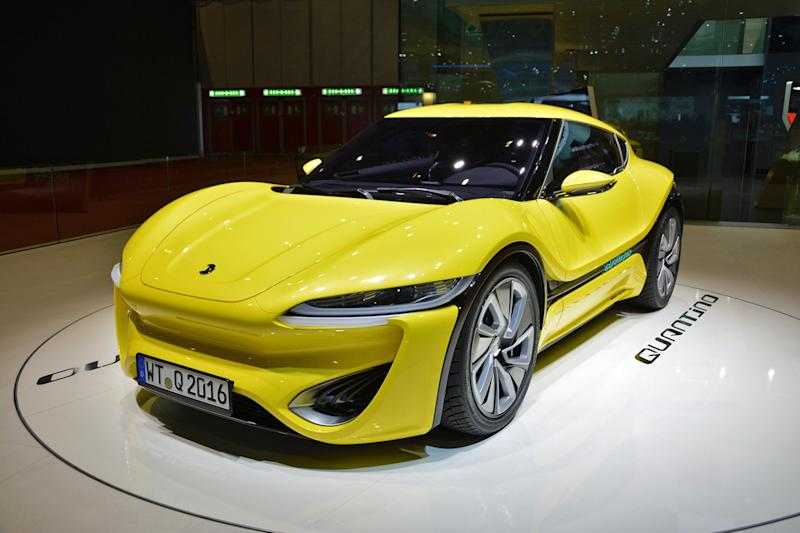 NanoFlowcell found a partner to make its salt-powered electric coupe a reality