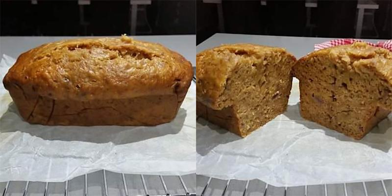 You Have To Try This Woman's Three-Ingredient Slow Cooker Banana Bread Recipe