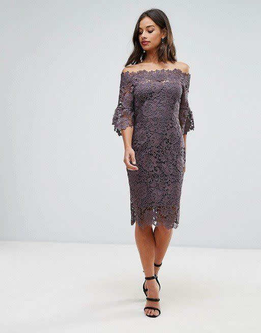 Crochet can be sexy. Get this dress at <span>ASOS for $95</span>.