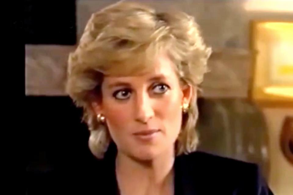 <p>Princess Diana's Panorama interview is one of the most famous tell-alls of all time</p> (From Minnow Films )