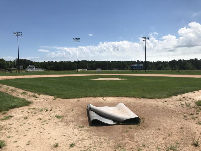 This is the first summer without Cape League baseball since World War II interrupted the 1945 season. (Danny Emerman/Yahoo Sports)