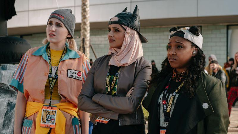 Harley Quinn Smith in Jay and Silent Bob Reboot
