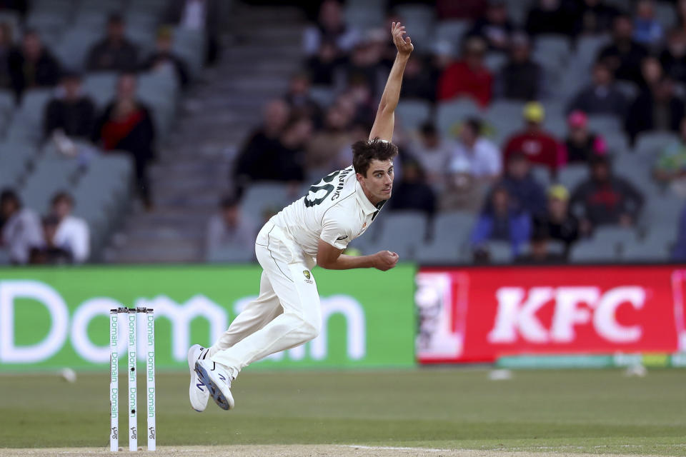 Cummins is the best Test bowler right now. His impeccable line and length troubled batsmen across formats in 2019. Cummins was the best bowler in the Ashes by a fair margin. He took 29 wickets from 5 Tests as England's Stuart Broad was at a distant second with 23 wickets.