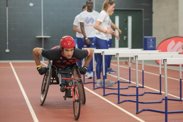 Danny Sidbury suffered Rio 2016 heartbreak but is vying to make amends with Tokyo on the horizon