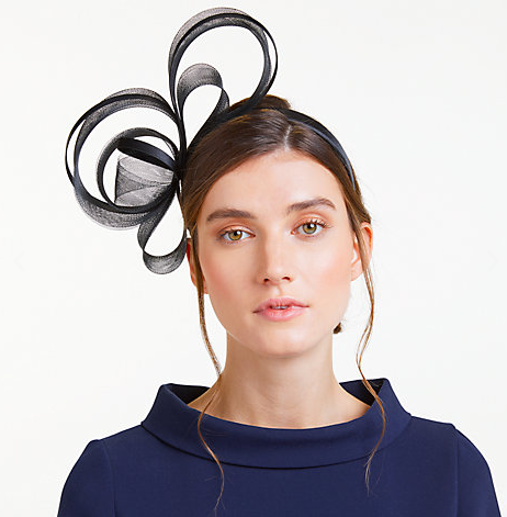 Alex Mini Bow Hairband Fascinator, John Lewis, £20