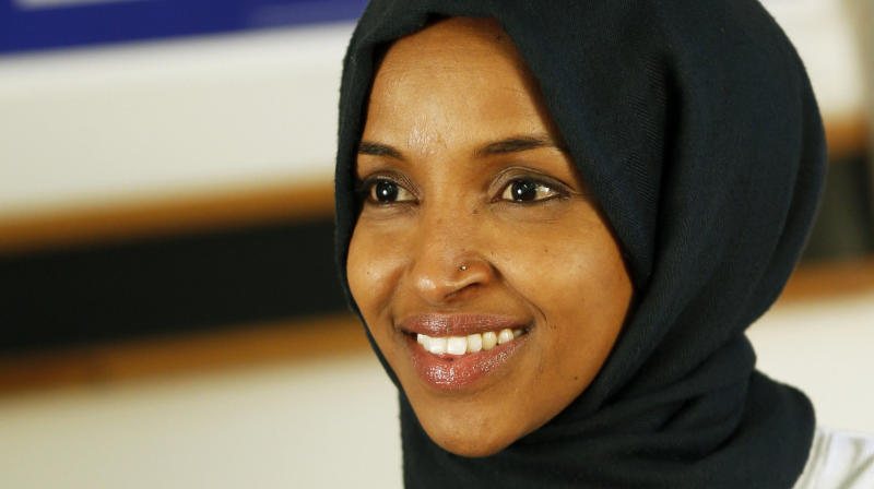 Ilhan Omar Tweets About Young Students Asking Her To 'Stand Up For Immigrants'