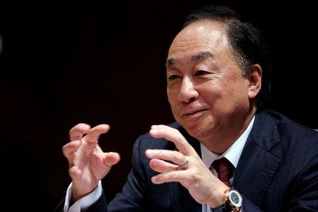FILE PHOTO: Deputy President of the Bank of Tokyo-Mitsubishi UFJ Eiichi Yoshikawa is pictured during an interview with Reuters in Shanghai, China
