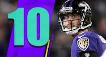 <p>Justin Tucker's missed extra point was shocking, but the top-ranked defense in the NFL still shouldn't blow a 17-7 fourth-quarter lead at home. (Justin Tucker) </p>