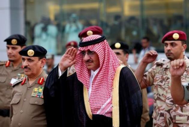 Saudi official denies report that former crown prince confined to palace