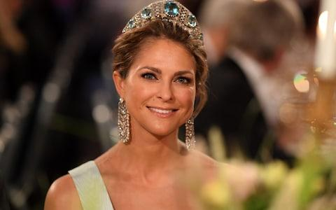 Princess Madeleine was once considered as a match for Prince William - Credit: Pascal Le Segretain/GETTY IMAGES